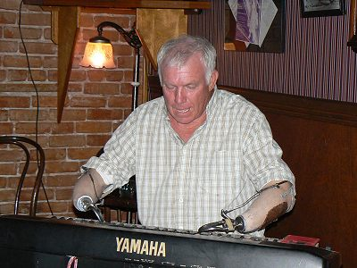 BILL RASMUSSEN, KEYBOARDIST