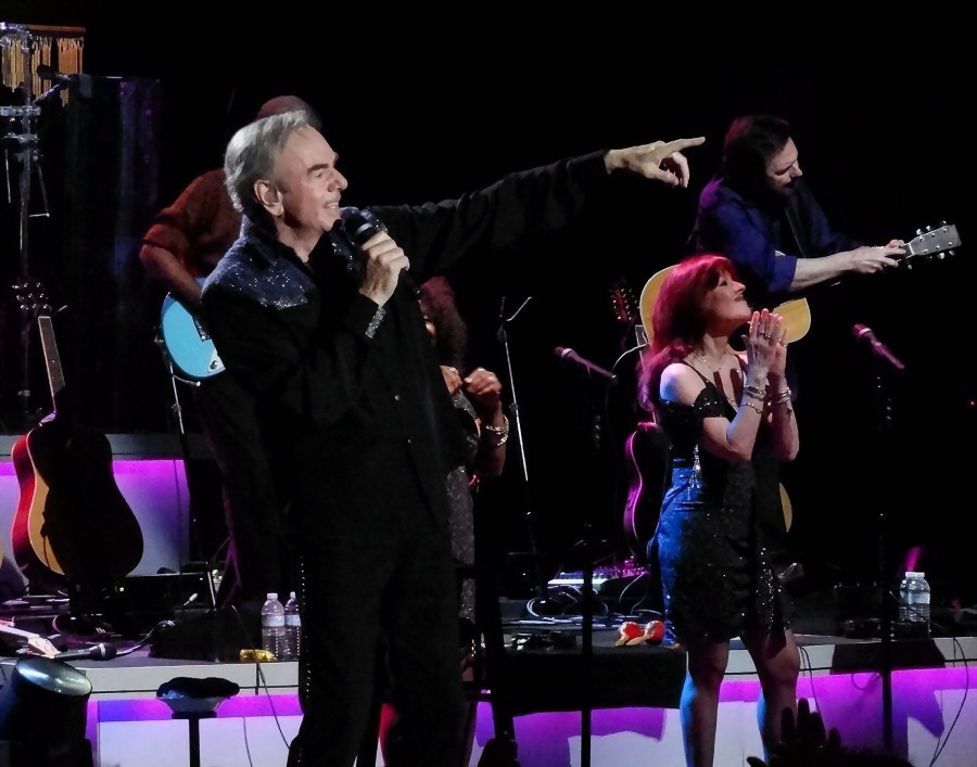 Neil Diamond Live at The Greek Theater 8-25-2012