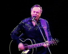 Neil Diamond on Aussie TV  May 15, 1999