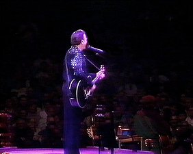 Neil Diamond in Brisbane, AU 5-99