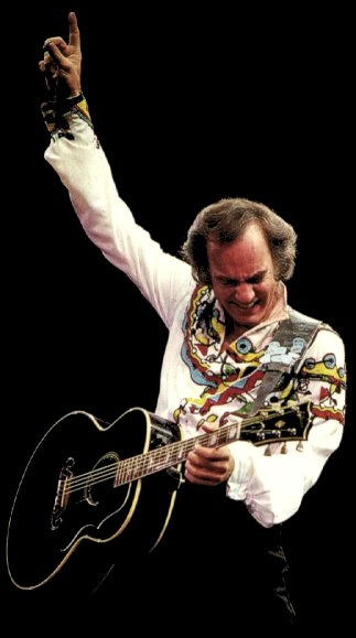 Neil Diamond Signature Pose - Publicity Photo