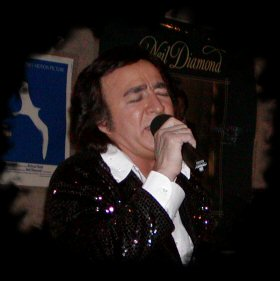 Tom Sadge as Neil Diamond