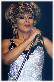 Karen Durrant as Tina Turner