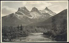 Three Sisters. Banff. 47(b)
