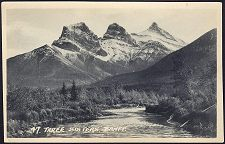 47(c). Three Sisters. Banff.