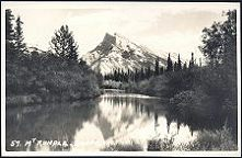 57(c). Mt Rundle. Banff.