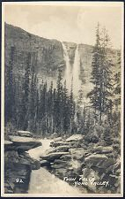 8(b)2.  Twin Falls  Yoho Valley.