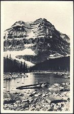 Banff. Mount Ball / 89(b).