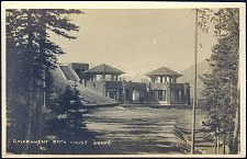 GOVERNMENT BATH HOUSE BANFF.  95.
