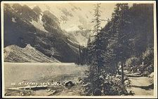 115(a). Mt LeFroy.  Lake Louise.