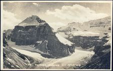 117(a). Victoria Glacier and Mt LeFroy.