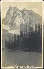 Mt. Burgess. Emerald Lake.  167.
