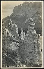 The Hoodoos.  Banff.  199.