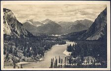 Bow Valley  Banff.  236(b).