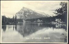 241. Mt Rundle. Banff.