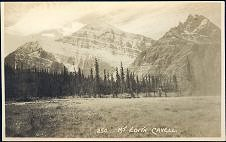 250(b). Mt Edith Cavell.
