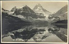 262. Mt Assiniboine. nr Banff.