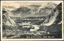 326(b). C.P.R. Hotel. Bow Valley.