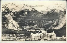 326(e). Banff Springs / Hotel. Bow Valley.