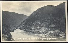 372(c). White Creek Bridge.  Fraser Canyon.