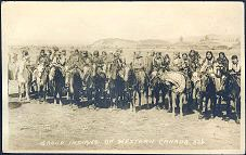 Group Indians of Western Canada. 526.