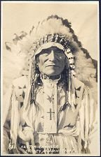 533. Hector Crawler / Stoney Indian Chief.