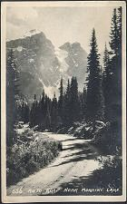 556(a). Auto Road near Moraine Lake.