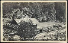 567. Radium Hot Springs. Sinclair Canyon.