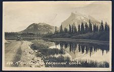 593(a). Mt Rundle and Vermillion Lakes.