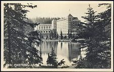 631(a). Chateau. Lake Louise.