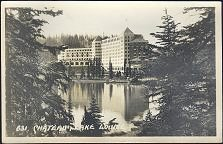 631(d). Chateau. Lake Louise.