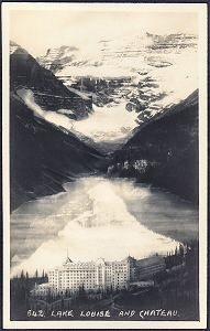 642(a). Lake Louise and Chateau.