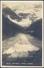 642(b). Chateau. Lake Louise.