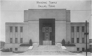 Masonic Temple, Dallas, Texas
